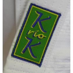 03 - Kimono Judo Karioka Brésil