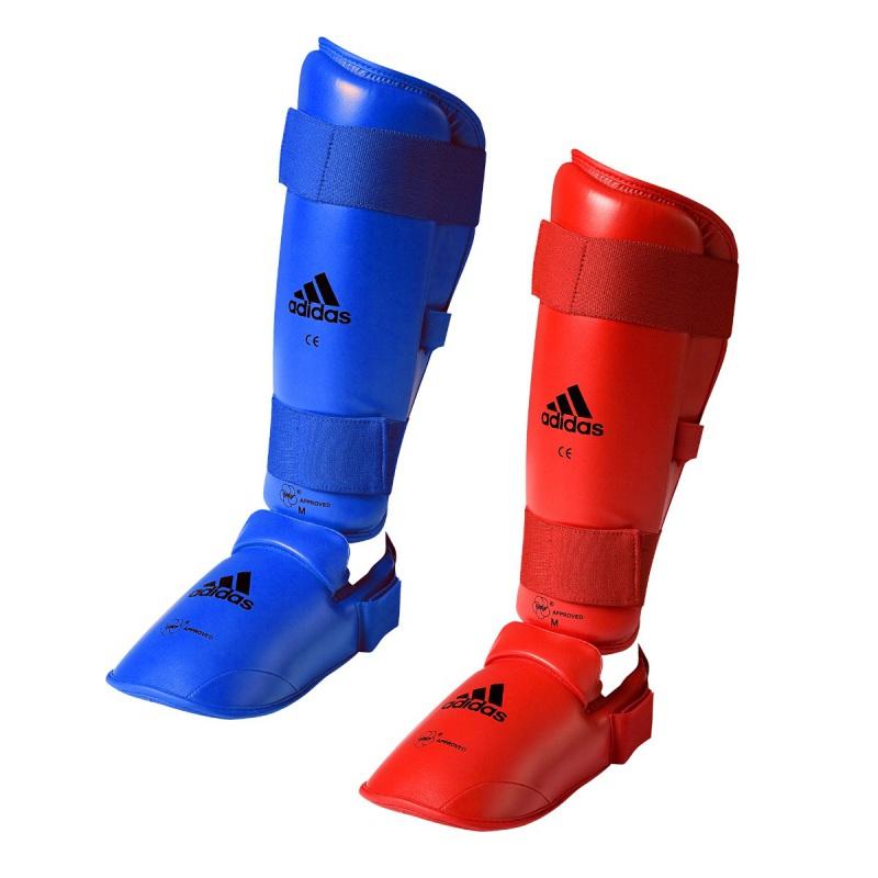Protège tibia et pied amovible WKF
