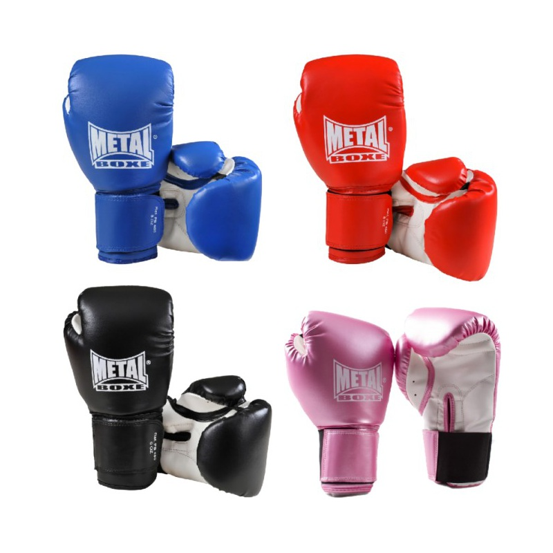 Gants de boxe initiation