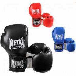 Gants de boxe entrainement