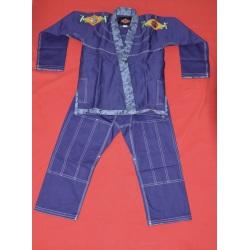 Kimono Ju Jitsu Brésilien enfant