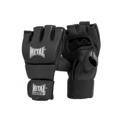 Gants combat libre black light