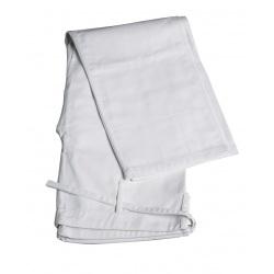 Pantalon seul du Kimono Haut niveau blanc