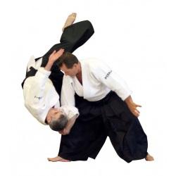 Hakama aikido meiji importation japon