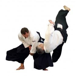 Hakama aikido iwata importation japon