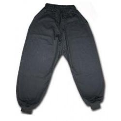 Pantalons Bruce Lee Noirs