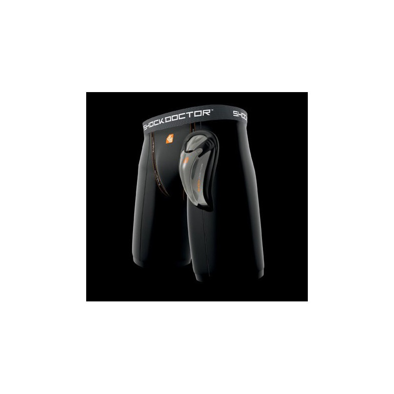 Short & Coqulle Shock Doctor core compression