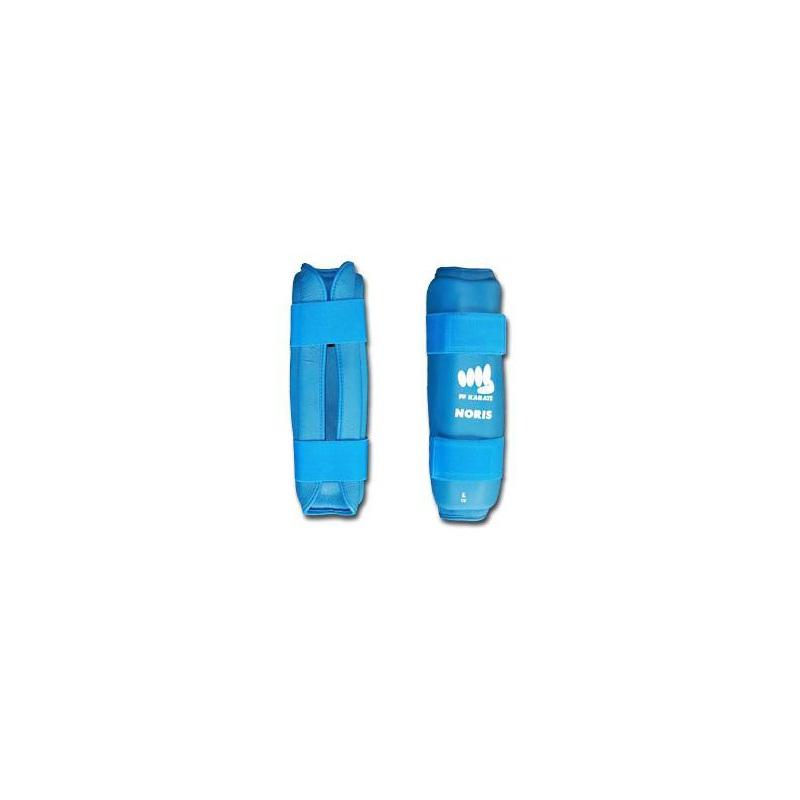 Protections Tibias Bleus